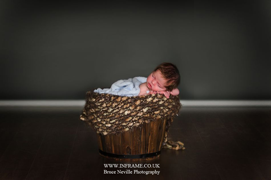 sussex newborn baby photography